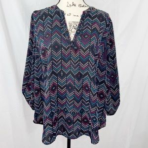 Maurices plus size women's blouse
